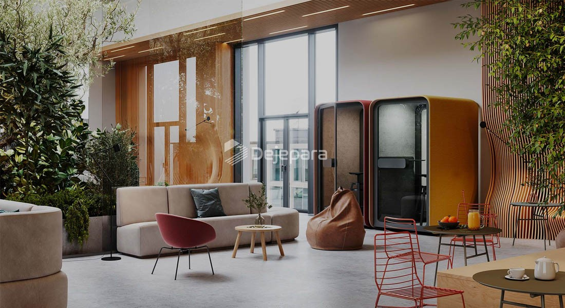 Commercial Furniture Trends in Office