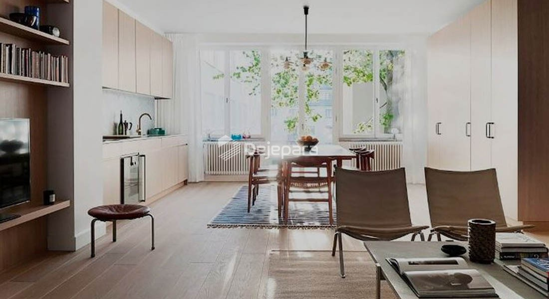The Residential Spaces You Have
