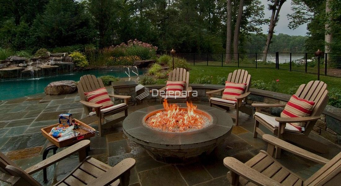Fire Pits and Fireplace furniture