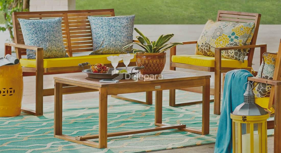 Mengenali Bahan Furniture: Kayu