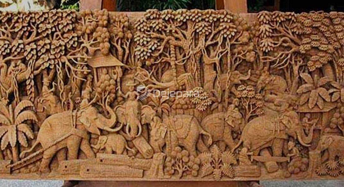 The Second Version of Jepara Wood Carving History