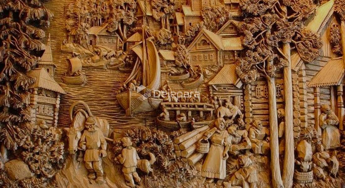 Sejarah Ukiran Kayu Jepara Versi Kedua