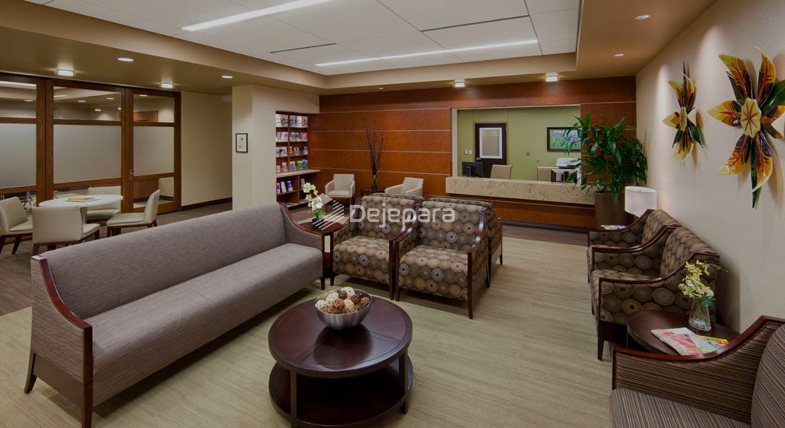Types of Seating for Your Space: Waiting Area