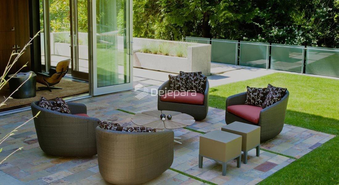 Decks, Porches, and Patios