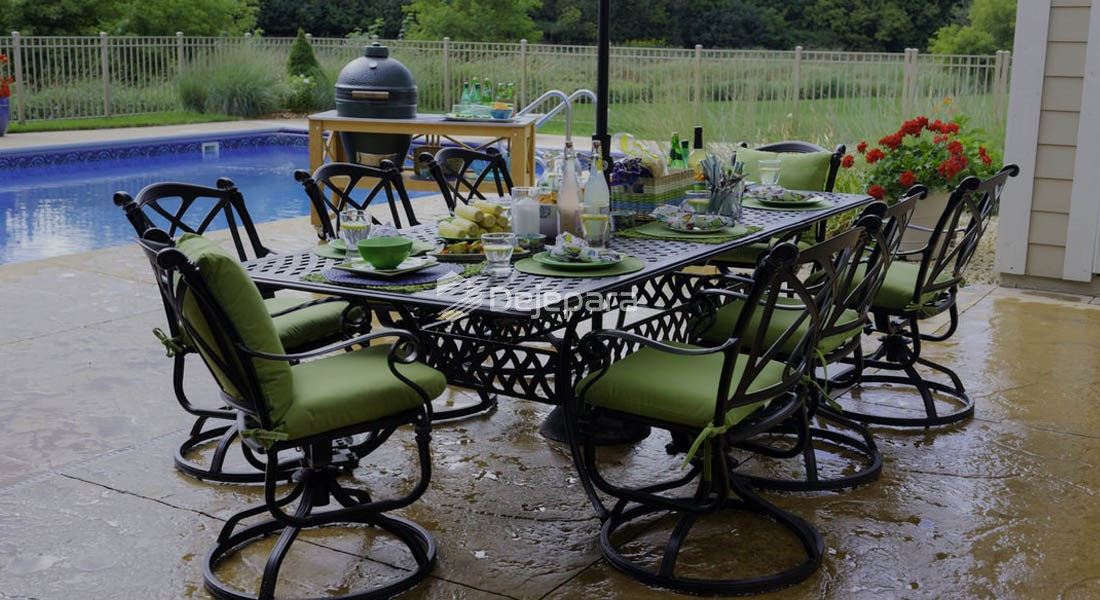 Types of Seating for Your Space: Outdoor
