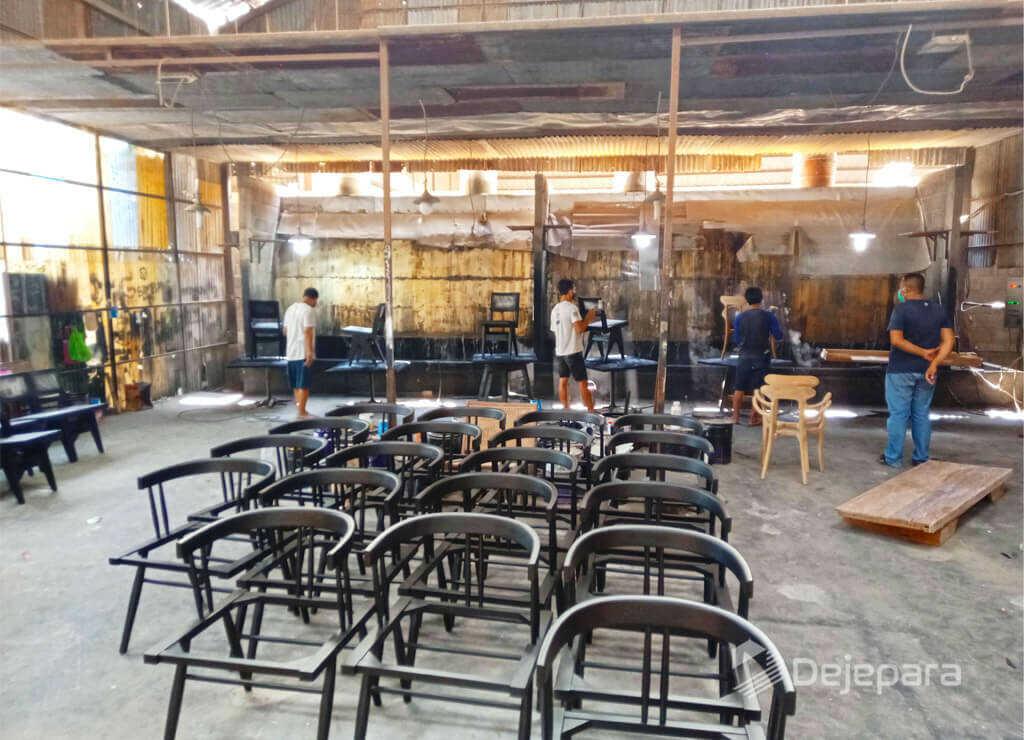 Dejepara Painting Warehouse