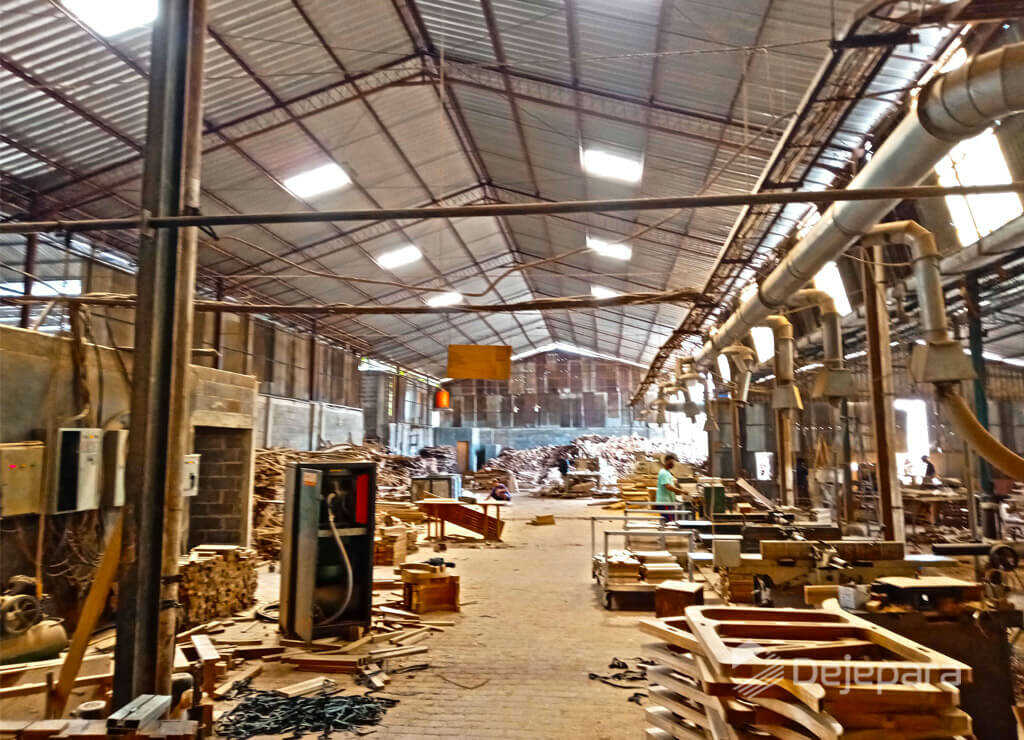 Wood Cutting Process