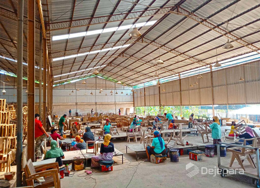 Dejepara Finishing Warehouse
