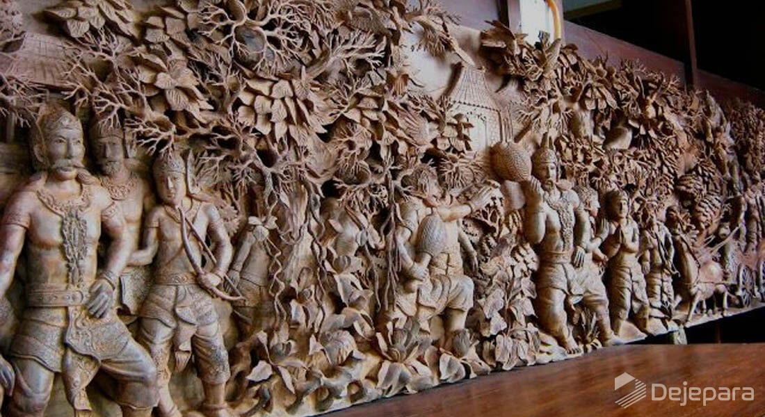 The Development of Jepara Wood Carving to The Worldwide Acknowledgement