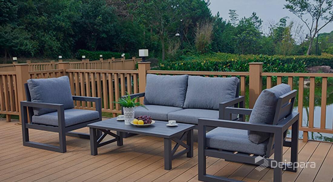 Custom Outdoor Furniture Manufacturer & Exporter