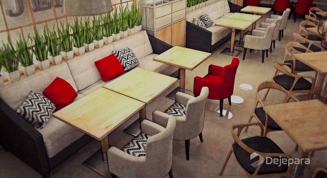 Your Restaurant Needs Custom furniture, Here's Why!